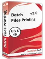 Batch Files Printing