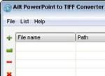 Ailt PowerPoint to TIFF Converter