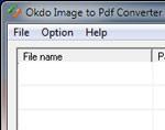 Okdo Image to Pdf Converter