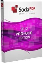 Soda PDF Professional + OCR