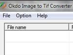 Okdo Image to Tif Converter