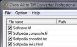 Okdo All to Tiff Converter Professional