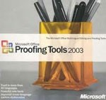 Microsoft Office Proofing Tools 2003 Service Pack 3