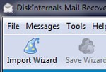 DiskInternals Mail Recovery