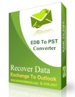 Recover Data for EDB to PST