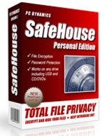 SafeHouse Personal Edition