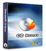 3herosoft CD Burner