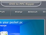 A-one DVD to Pocket PC Ripper