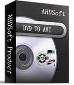AHD DVD to AVI