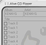 Alive CD Ripper