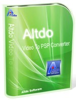 Altdo Video to PSP Converter