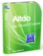 Altdo Video to Pocket PC Converter