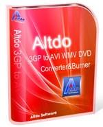 Altdo Video to AVI WMV DVD Converter & Burner