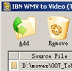 IBN WMV to Video
