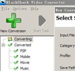 BlackShark Video Converter