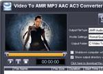 iWellsoft Video to AMR MP3 AAC AC3 Converter