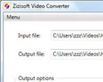 Zizisoft Video Converter