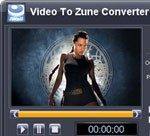 iWellsoft Video to Zune Converter