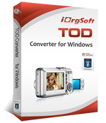 iOrgSoft Tod Converter
