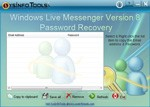 SysInfoTools Windows Live Messenger Password Recovery