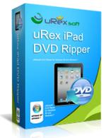 uRex iPad DVD Ripper