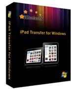 iCoolsoft iPad Transfer