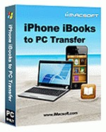 iMacsoft iPhone iBooks to PC Transfer