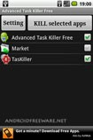 Advanced Task Killer Free for Android