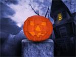 Halloween Pumpkin 3D Screensaver