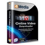 4Media Online Video Downloader for Mac