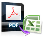 Aiseesoft PDF to Excel Converter Mac
