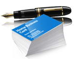 Home Business Card for Mac