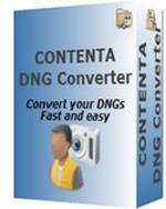 Contenta DNG Converter For Mac