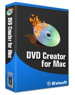 Kvisoft DVD Creator for Mac