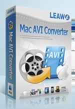 Leawo Mac AVI Converter