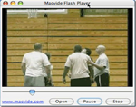 Macvide Flash Player