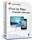 AnyMP4 iPod to Mac Transfer Ultimate