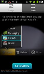 Kii Safe for Android
