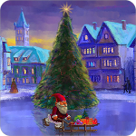 Christmas Rink Live Wallpaper for Android