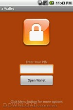 a Wallet for Android