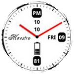 Maestro Clock Widget For Android