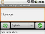 German Translator for Android