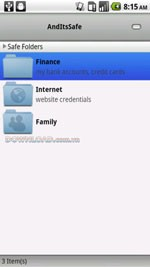 AndItsSafe for Android