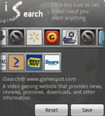iSearch Widget Free For Android