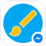 Doodle Draw for Messenger for iOS