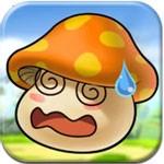 Mushrooms shot for iOS