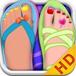 Makeup-Dream Toes HD for iPad