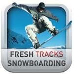 Fresh Tracks Snowboarding for iOS