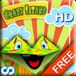 Crazy Lizard HD Free For iOS