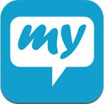 mysms Messenger for iOS